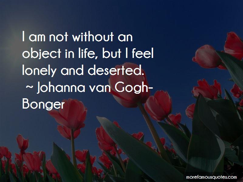 Johanna Van Gogh-Bonger Quotes Pictures 2