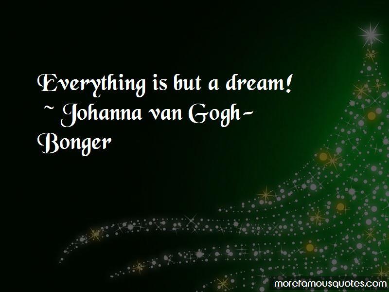 Johanna Van Gogh-Bonger Quotes