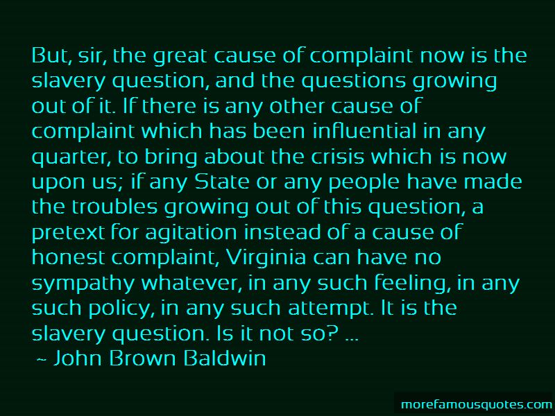 John Brown Baldwin Quotes Pictures 2