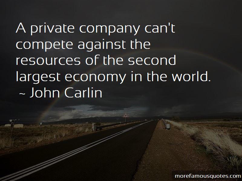 John Carlin Quotes
