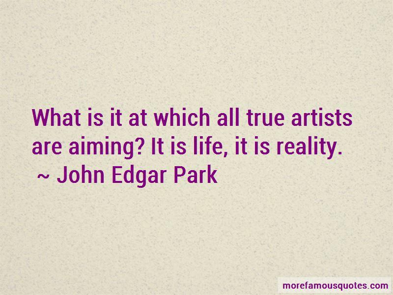 John Edgar Park Quotes Pictures 3