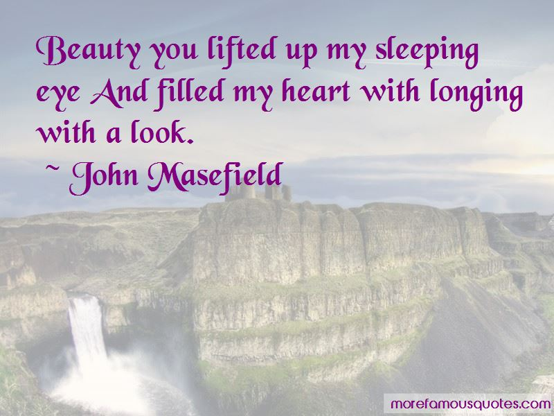 John Masefield Quotes Pictures 3
