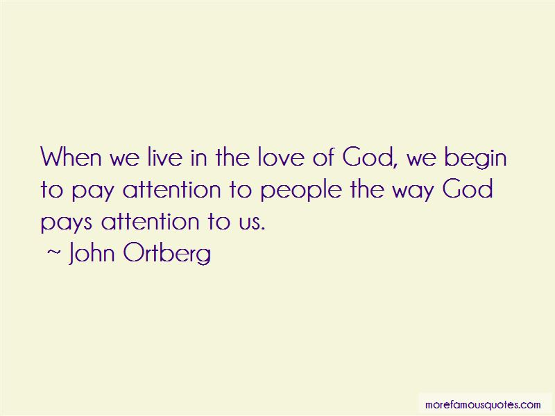 John Ortberg Quotes Pictures 2