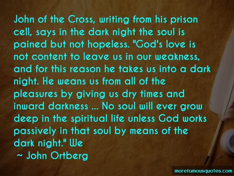 John Ortberg Quotes Pictures 3