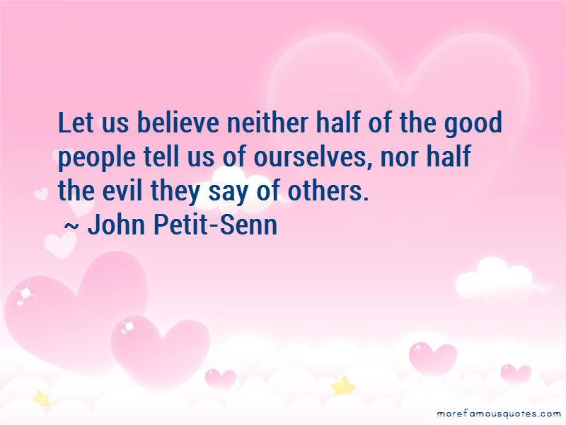 John Petit-Senn Quotes Pictures 2