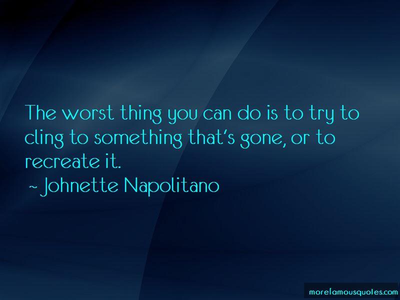 Johnette Napolitano Quotes