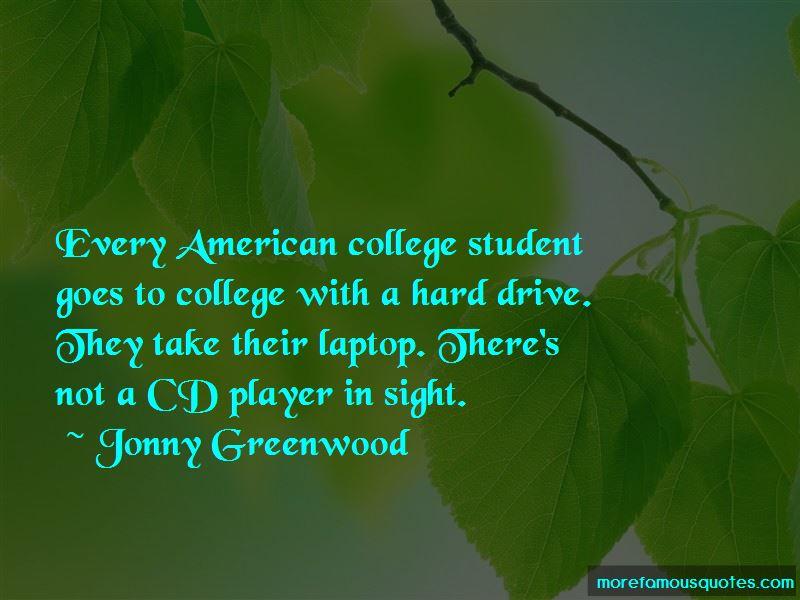 Jonny Greenwood Quotes Pictures 3