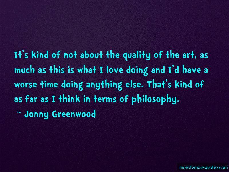 Jonny Greenwood Quotes Pictures 4