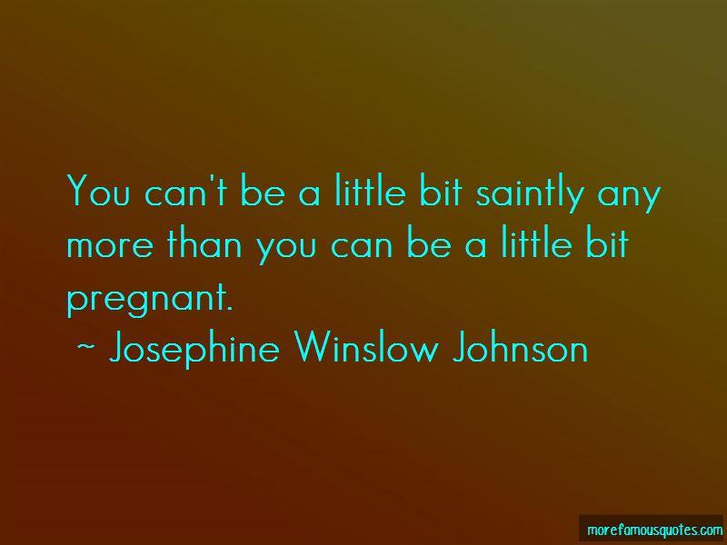 Josephine Winslow Johnson Quotes Pictures 3