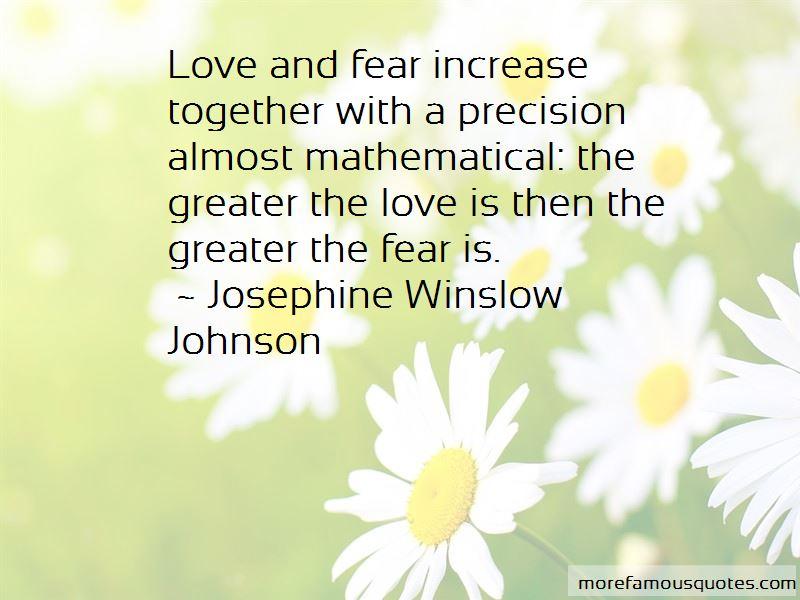 Josephine Winslow Johnson Quotes Pictures 4