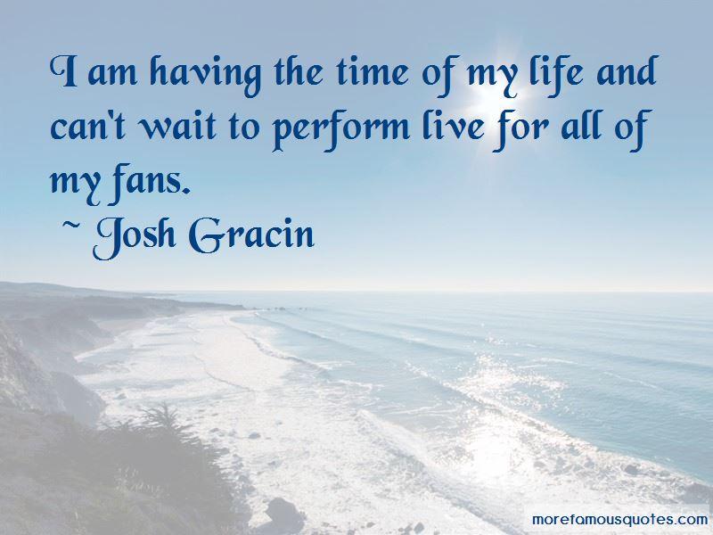 Josh Gracin Quotes Pictures 2