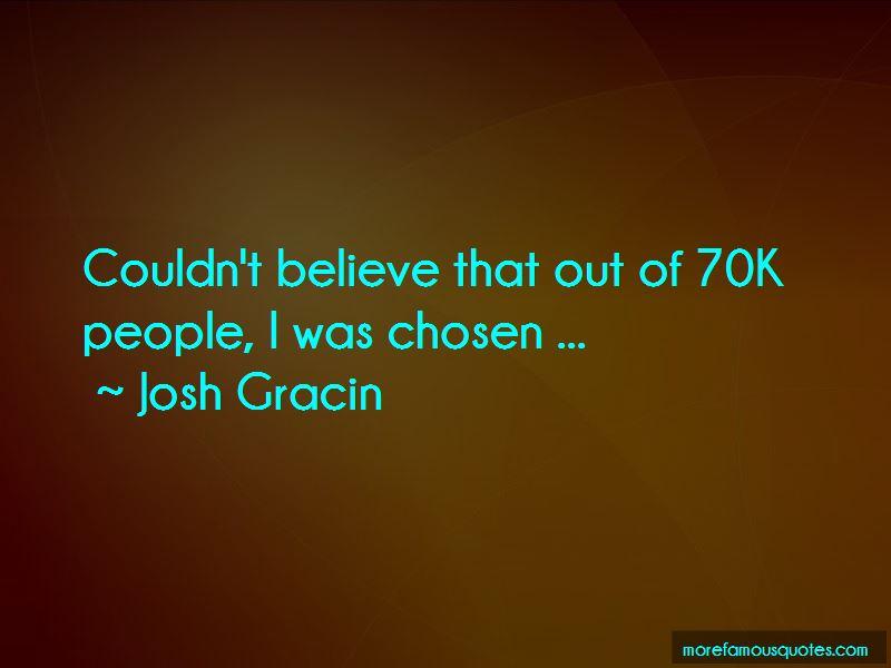 Josh Gracin Quotes Pictures 3