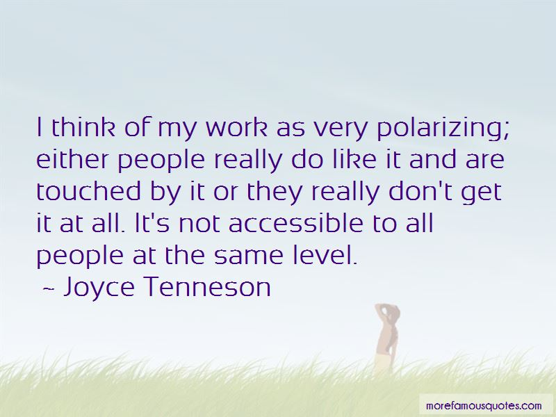 Joyce Tenneson Quotes Pictures 2