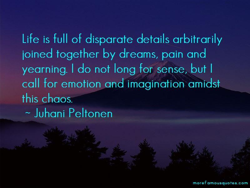 Juhani Peltonen Quotes