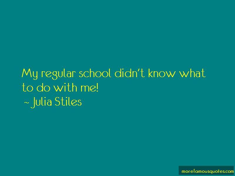 Julia Stiles Quotes Pictures 4