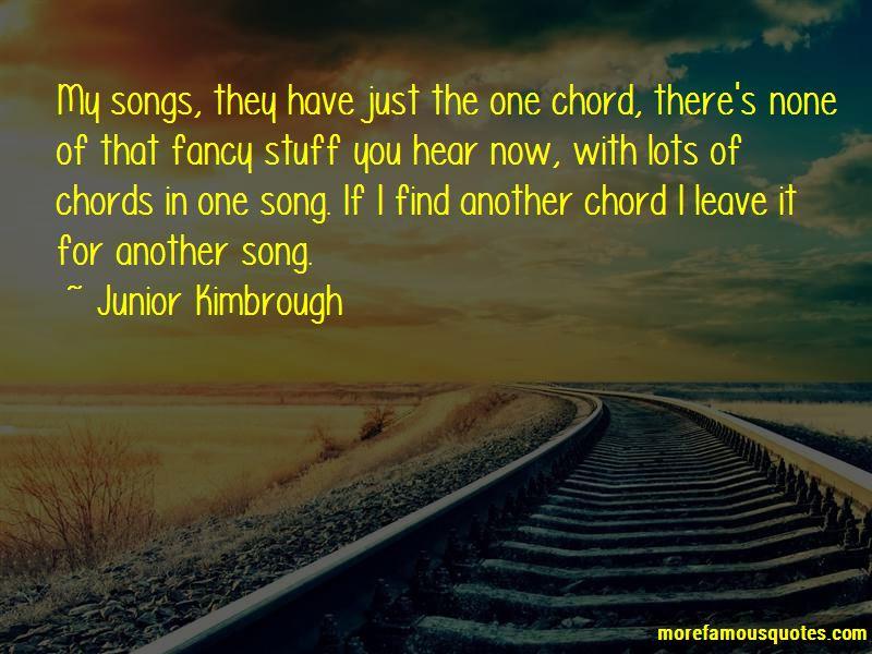 Junior Kimbrough Quotes Pictures 2