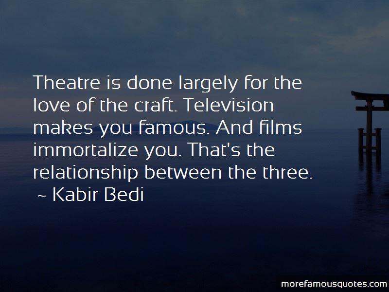 Kabir Bedi Quotes Pictures 3