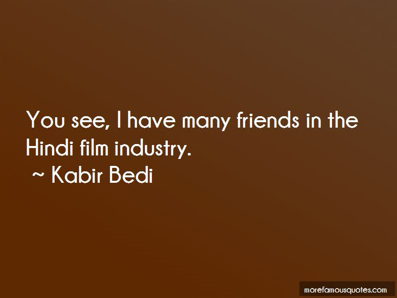 Kabir Bedi Quotes Pictures 4