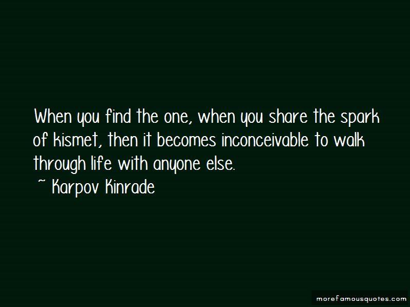 Karpov Kinrade Quotes