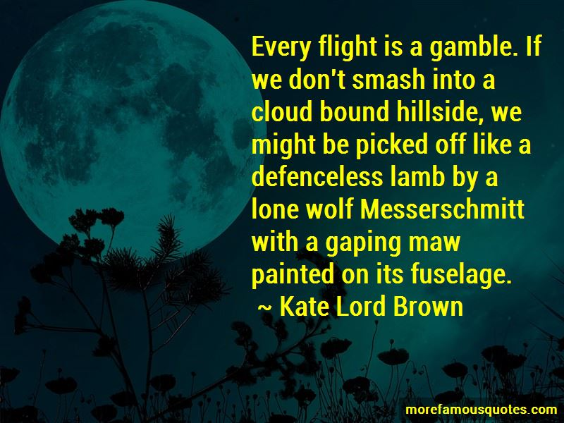 Kate Lord Brown Quotes Pictures 3