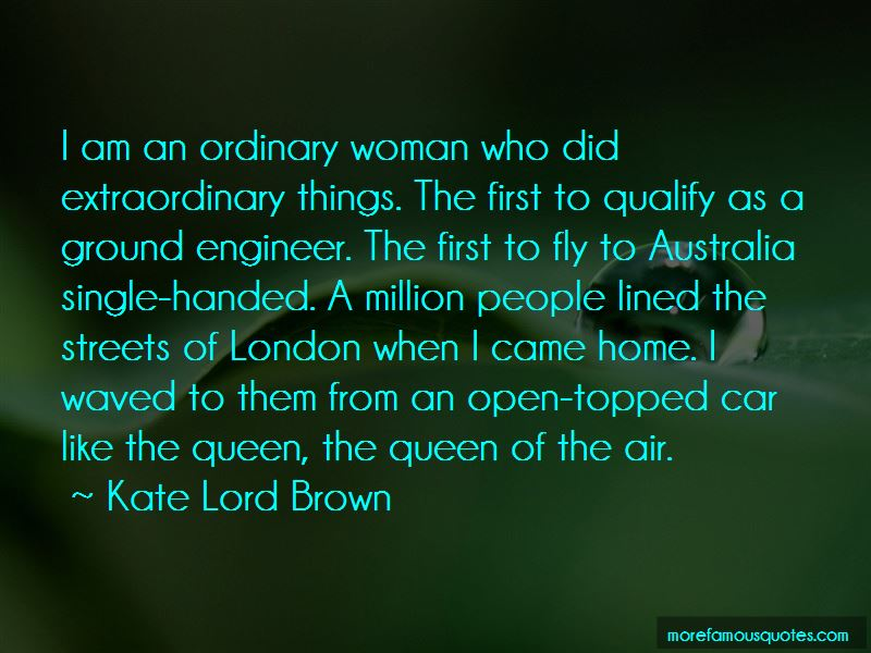 Kate Lord Brown Quotes