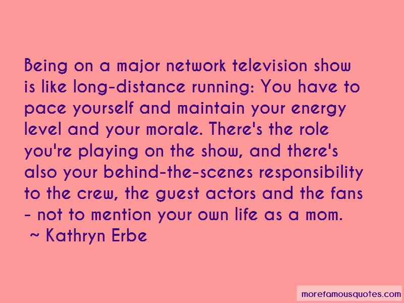 Kathryn Erbe Quotes Pictures 4