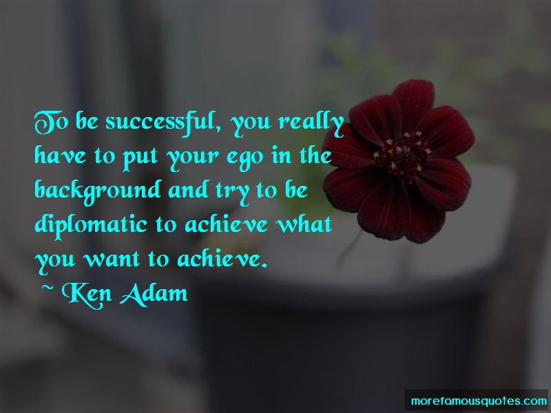 Ken Adam Quotes Pictures 3