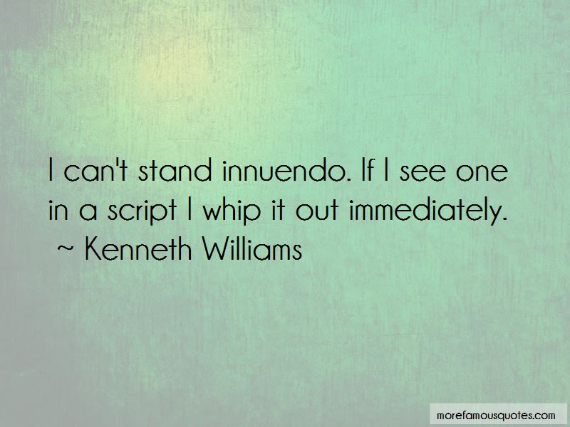 Kenneth Williams Quotes Pictures 4
