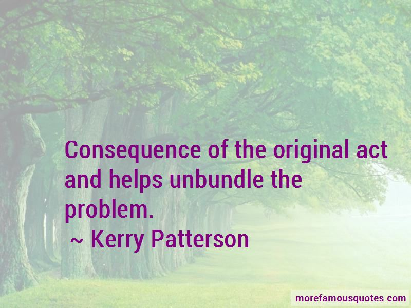 Kerry Patterson Quotes Pictures 2