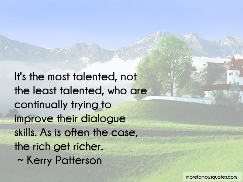 Kerry Patterson Quotes Pictures 4