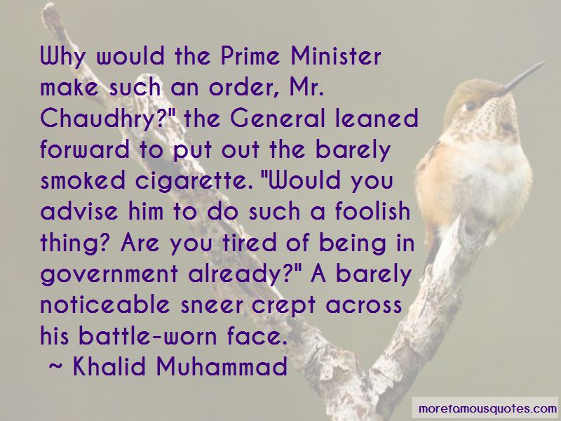 Khalid Muhammad Quotes Pictures 2