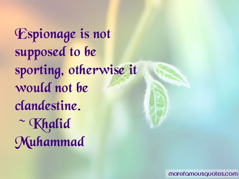 Khalid Muhammad Quotes Pictures 4
