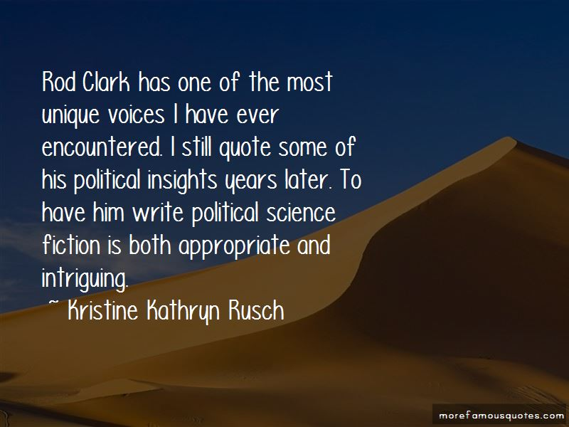 Kristine Kathryn Rusch Quotes Pictures 2