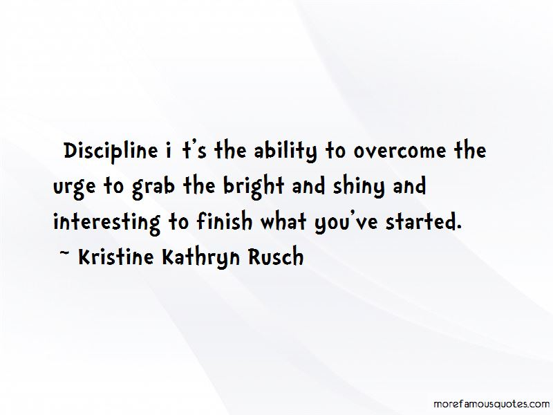 Kristine Kathryn Rusch Quotes Pictures 3
