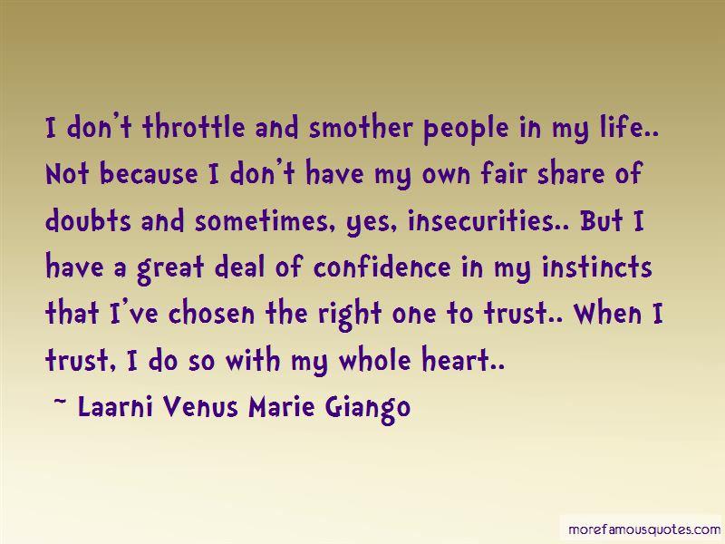 Laarni Venus Marie Giango Quotes Pictures 2