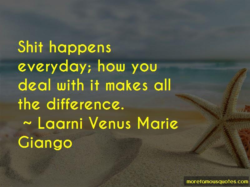 Laarni Venus Marie Giango Quotes