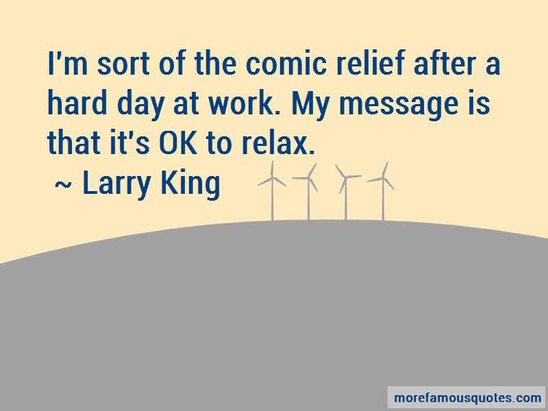 Larry King Quotes Pictures 2