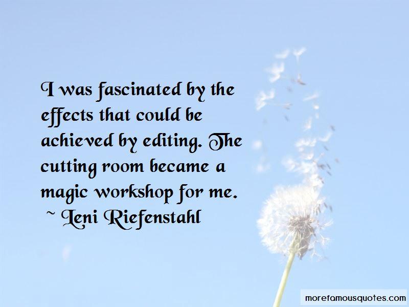 Leni Riefenstahl Quotes Pictures 3