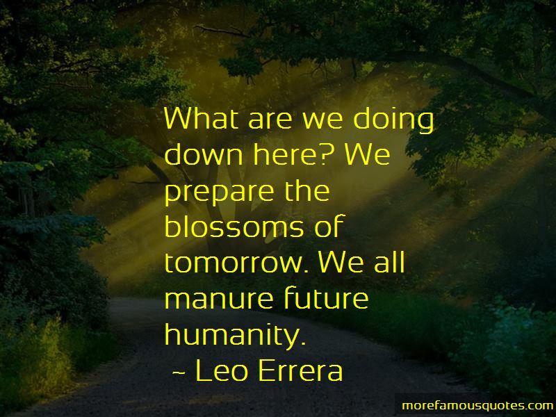 Leo Errera Quotes Pictures 3