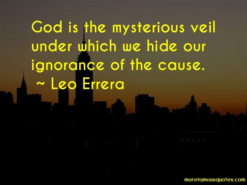 Leo Errera Quotes Pictures 4