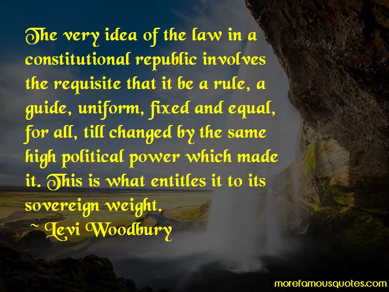 Levi Woodbury Quotes Pictures 2