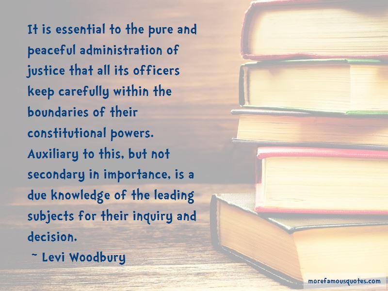 Levi Woodbury Quotes Pictures 4
