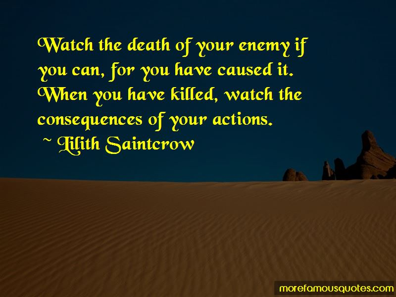 Lilith Saintcrow Quotes Pictures 4