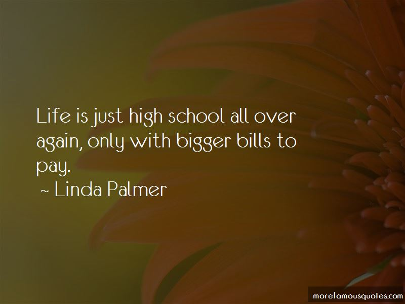 Linda Palmer Quotes Pictures 2
