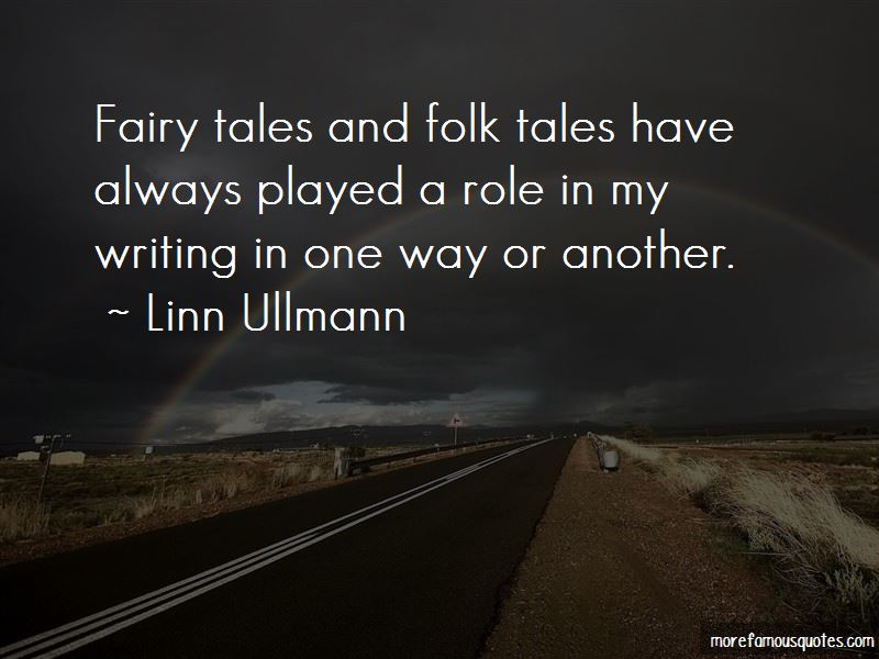 Linn Ullmann Quotes Pictures 3