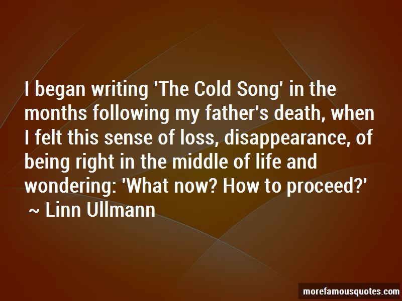 Linn Ullmann Quotes Pictures 4