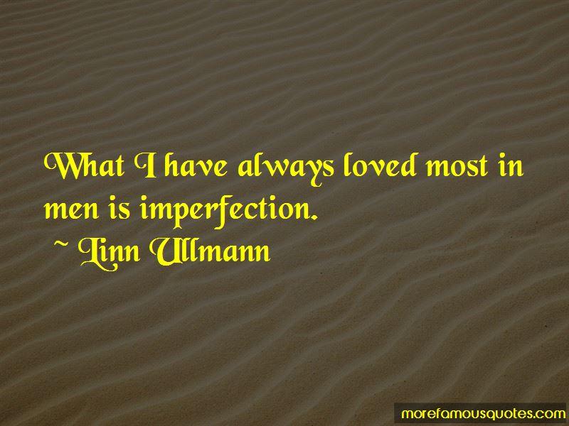 Linn Ullmann Quotes