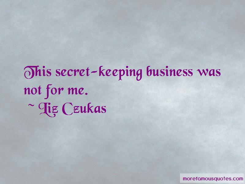 Liz Czukas Quotes Pictures 3
