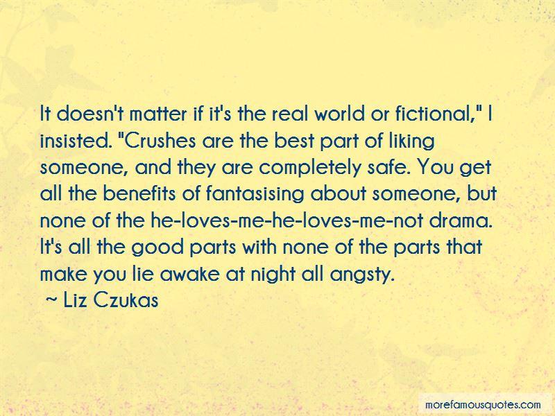 Liz Czukas Quotes Pictures 4