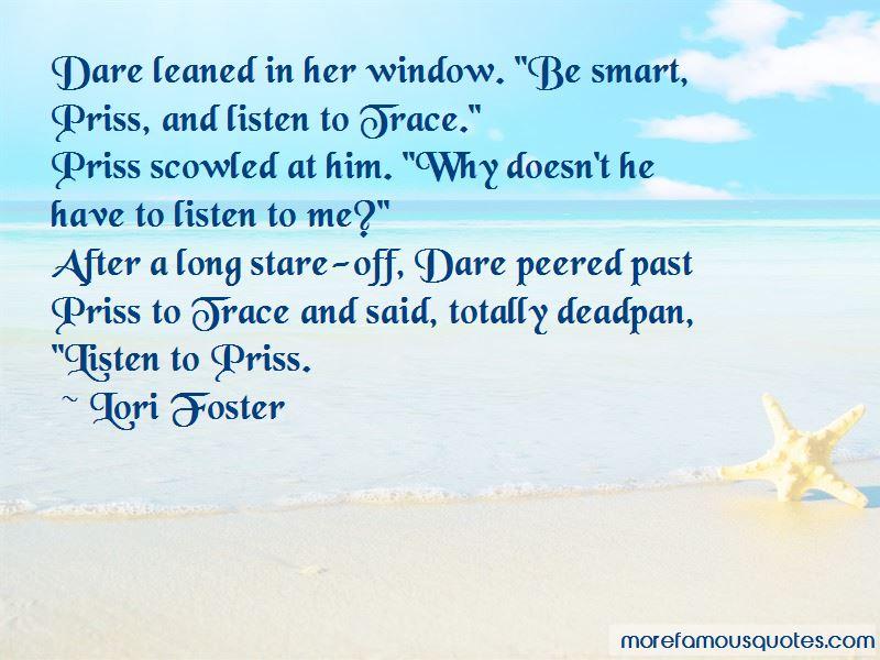 Lori Foster Quotes Pictures 4